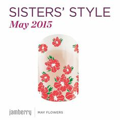 May's Exclusive wrap. Get it now @ EmilyTruslow89.jamberrynails.net