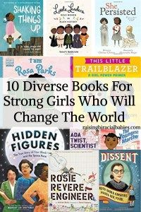 Books for strong girls diverse books for girls books with diversity. Parenting Books, Gentle Parenting, Parenting Humor, Parenting Advice, Parenting Teens, Peaceful Parenting, Foster Parenting, Biracial Children, Young Children
