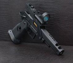 SVI Infinity - Open Gun