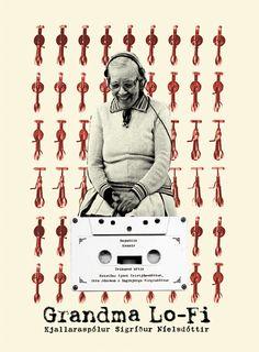 アイスランドの女性ミュージシャンであるシグリドゥル・ニールスドッティルを追ったドキュメンタリー映像作品『Grandma Lo-Fi~The Basement Tapes of Sigriour Nielsdottir』が、3月4日にリリースされる。  2011年に81歳で逝去・・・