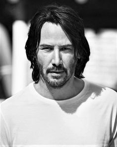 Keanu Reeves photographed by Simon Emmett, 2017.