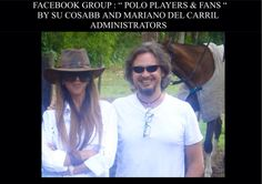 FACEBOOK GROUP POLO PLAYERS & FANS BY SU COSABB AND MARIANO DEL CARRIL
