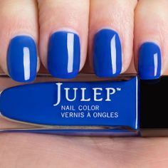 Julep - Bailey- Hyped cobalt sheer