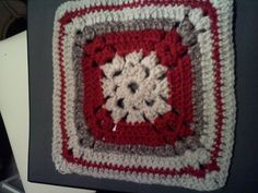 Ravelry: Project Gallery for Granny Square 14 pattern by Martha Brooks Stein