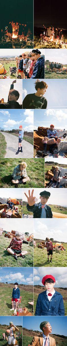 스페셜 : 네이버 뮤직  방탄소년단 '화양연화 Young Forever' Concept Photo #2