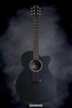 Martin 000jr 10e Acoustic Electric Guitar Natural Black Acoustic Guitar Guitar Design Guitar Photography