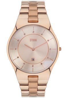 awesome STORM CRYSTY ROSE GOLD just added...