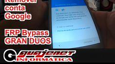 Galaxy Gran Prime Duos SM-G531H - Remover conta do Google (FRP Bypass)