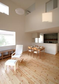 Muji Home, Muji Style, Japanese House, Minimalist Living, Simple House, House Rooms, Interior And Exterior, Small Spaces, Living Spaces