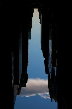 Fascinating Photos Of An 'Invisible City Made Of Sky' Hidden In NYC - DesignTAXI.com