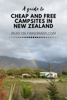 Budget travel is made easy in New Zealand by all the cheap and free campsites that the country offers. Are you planning a road trip to New Zealand? Read our guide on how to find freedom camping, how to save money and which apps to use.