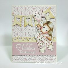 Creation by Nathalia ~Have a Fabulous Birthday~