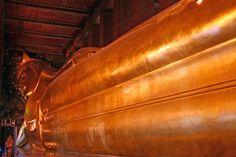 Bild zu kloster wat pho liegender buddha