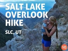 One of my personal favorite hikes, just a short 5-10 minute drive up Millcreek Canyon in Millcreek, Utah. via The Salt Project - Things to do in Utah with kids
