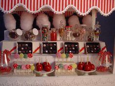The Candyman cart