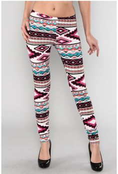 Aztec leggings USE code AZTECLOVE and get $5 off