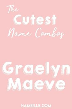 random girl first and middle name combinations girl names