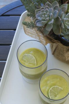 Tropical Champion Smoothie   Community Eats