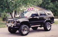1987 Toyota 4 Runner