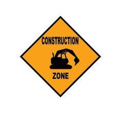 """Construction Zone"" Kids' Art"