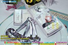 Set Sendok Takar Hati Premium WA/SMS/TELP: 0857-4384-2114 atau 0819-0403-4240 #sendoktakar #sendokbentukhati #sendokelegan #sendokmurah #sendokpremium #souvenirlucu #souvenirmurah #souvenirunik #SetSendok #DistributorSendok #souvenirMurah