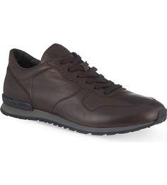 TODS Vintage runner trainers (Brown
