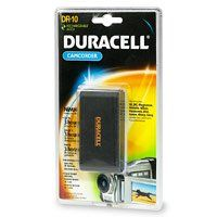 Duracell DR10 Universal 8mm  VHSC Camcorder Battery -- Want to know more, click on the image.