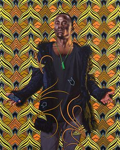 kehinde wiley | Kehinde Wiley -Bonaparte-in-the-Great-Mosque-of-Cairo