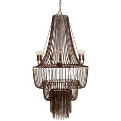 Maxim Chandelier.  Used this for client.  Looks amazing in person!
