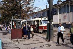 Bucharest, Romania, 1980s, Street View, Transportation, Public, Blog, Blogging