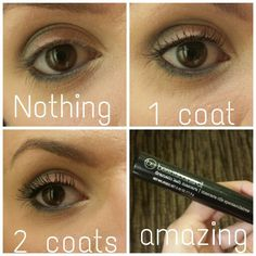 Absolutely the BEST mascara EVER! Spectaculash Intense Mascara | New