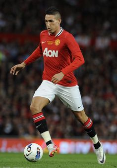 a275ef638 Federico Macheda (Manchester United) Manchester United Players