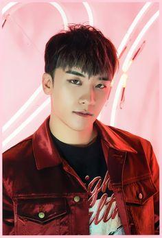""" [SCANS] Seungri x BIGBANG 2017 Welcoming Collection  © AeuyTLiN   Do not edit.  """