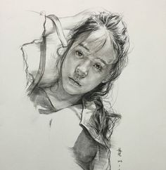 杭州画室杨煌 国美毕业生教师#스케치##素描##sketch##charcoal##drawing##art# #スケッチ##ร่าง##artwork##wip##sketching##artist##pencil #draw #human #artshow #painting #craft #skill #taste #그림을그리자 #미술 #화가#