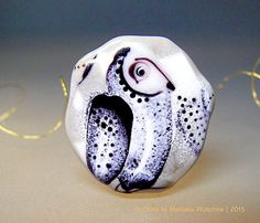 An Owl with Personality  Artist handmade by manuelawutschke