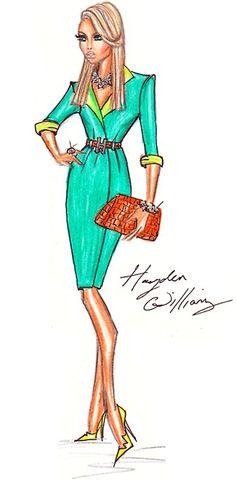 hayden williams illustration . summer brights . haydenwilliamsillustrations.tumblr.com