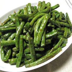 Love Food, Green Beans, Vegetables, Cooking, Kitchen, Recipes, Foods, Okra, Green