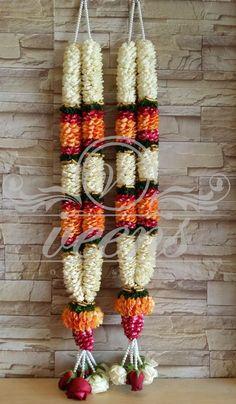 Diy Diwali Decorations, Marriage Decoration, Tent Decorations, Wedding Stage Decorations, Engagement Decorations, Flower Decorations, Indian Wedding Flowers, Flower Garland Wedding, Floral Garland
