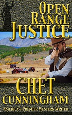 Open Range Justice (Mr. Justice Series Book 3) - Kindle edition by Chet Cunningham. Mr. Justice gets summoned to a ranch in southern Kansas where a huge rancher is gobbling up small outfits around him. A killing happens and Lance Logan works to pin it on one of the big rancher's men.Then he is lured to northern Kansas where a man's son is charged with a murder he didn't do. #westerns #westernauthor #chetcunningham