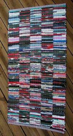 Rag Rugs Navajo Weaving, Weaving Art, Loom Weaving, Hand Weaving, Jute Rug, Woven Rug, Tyger, Weaving Textiles, Rag Rugs