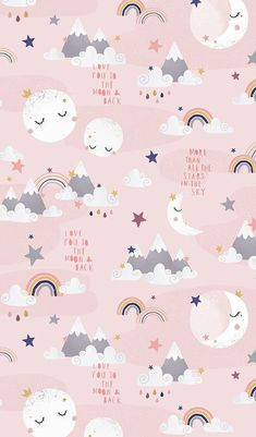 Cute Wallpaper Backgrounds, Wallpaper Iphone Cute, Cellphone Wallpaper, Aesthetic Iphone Wallpaper, Galaxy Wallpaper, Mobile Wallpaper, Cute Wallpapers, Kawaii Wallpaper, Pastel Wallpaper