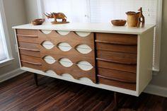 MidCentury Danish Modern Dresser by RevitalizedArtistry