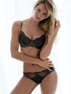Irresistible after-hours. | The Victoria's Secret Designer Collection Lingerie