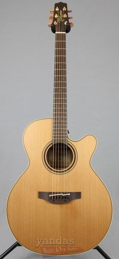 Takamine P3NC Acoustic-Electric Guitar