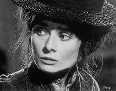 My Fair Lady. The first movie I ever saw with Audrey Hepburn.