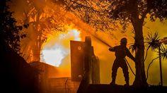 Feuer auf Madeira außer Kontrolle: Funchal wird zur Flammenhölle