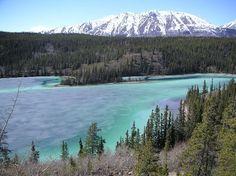 Emerald Lake. Skagway, AK