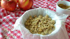 Čo si pripraviť z ovsených vločiek na raňajky? Vyskúšaj chrumkavý a šťavnatý jablkový crumble s nádychom škorice