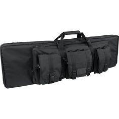 """Condor MOLLE 36"""" Double Rifle Case"""