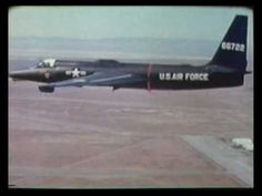 U-2 (High Altitude Clear Air Turbulence (HICAT) Flight Test